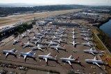 Keraguan pemodal 737 MAX  menambah pusing Boeing