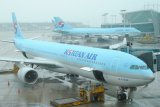 Pramugari Korean Air pengidap corona diterbangkan rute Seoul-Los Angeles