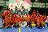 Yamaha FC juara futsal Barito Utara Cup