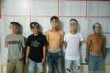Kerap konsumsi ganja di belakang sekolah, lima remaja ditangkap polisi