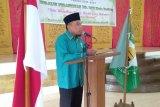 Maigus Nasir dikukuhkan sebagai Ketua Dewan Masjid Indonesia Padang