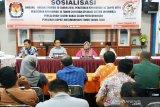 KPU Kotim perpanjang masa pendaftaran seleksi PPK tujuh kecamatan