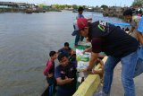 ACT distribusikan 1,5 ton beras untuk Kampung Nelayan Seberang