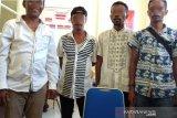 Oknum wartawan mengaku anggota KPK peras kades,  ditangkap polisi