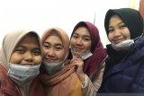 Sebanyak 21 mahasiswa Surabaya di Wuhan tak terinfeksi virus corona