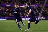 Nacho bawa Real Madrid ke puncak klasemen