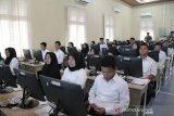 Ribuan peserta seleksi CPNS di OKU ikuti tes SKD