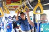 Rycko Menoza kembalikan berkas pendaftaran ke DPC Partai Demokrat naik BRT