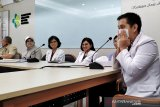 Jokowi tegaskan belum ada indikasi corona masuk Indonesia