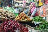 Harga cabai di Pasar Argosari Gunung Kidul fluktuatif