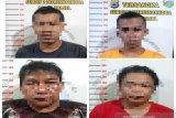 Pria asal Aceh menyelipkan 1 kilogram sabu-sabu di sepatu