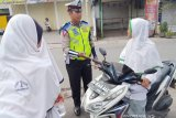 Polisi: membiarkan anak setir motor ke anak berarti mencelakakannya