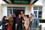 DPRD Kalteng pantau kesiapan RSUD tangani penderita virus corona