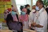 Menteri Kesehatan Malaysia inspeksi Bandara KLIA dan KLIA 2