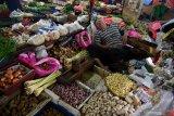 BPS mencatat sektor pertanian alami kenaikan harga tertinggi