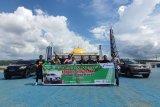 Uji Keunggulan Pertamina-Dex, Pertamina Touring Lintas Pulau di Sultra