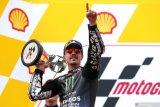 Yamaha perpanjang kontrak Maverick Vinales untuk musim MotoGP 2021- 2022.