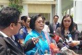 Tak benar Amdal dihapus dengan RUU Omibus Law, kata Menteri LHK