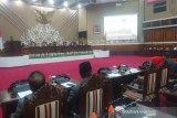 DPRD Kalteng bertekat kebut pembahasan raperda Penanggulangan Bencana