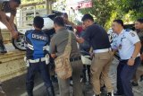 Tim gabungan Pemkot Makassar tertibkan lebih seratus sepeda motor
