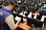 136 peserta CPNS Pemprov Sulsel tidak hadir ujian perdana
