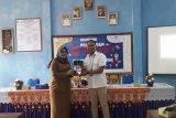 Pelindo resmikan Kafe Baca di SMN 10 Bandarlampung
