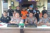 Polisi tangkap pelaku pembunuh tiga anak kandung sendiri