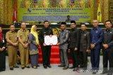 Wako Pekanbaru apresiasi pengesahan Perda penyertaan modal BUMD