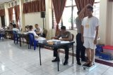 Peserta seleksi SIP Polda Sulawesi Utara jalani Rikkes