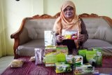 Woman in Solok successfully sells soy milk with income of IDR. 10 million a month