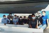 Enam warga China yang terdampar di Rote Ndao negatif virus corona