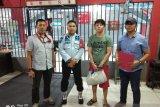 Tiga tahun kabur dari penjara, pria di Pekanbaru ini kembali jualan narkoba