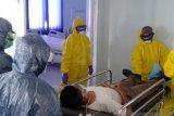 Rumah Sakit Lantamal VI Makassar siapkan ruangan khusus suspect Corona