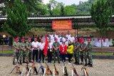 Danbrigif 4 Marinir/BS lepas kontingen atlet panahan