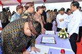 Presiden Jokowi apresiasi lelang dini proyek infrastruktur Kemen-PUPR 2020