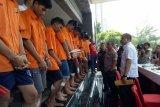 Kelompok maling asal Lampung jual hasil curian di medsos