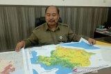 Balai DAS Musi fokus rehabilitasi daerah  hulu sungai di Sumsel