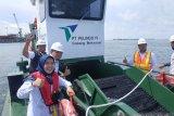 Jelang HPSN Pelindo IV operasikan kapal sampah di Pelabuhan Makassar