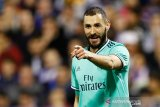 Real Madrid melaju ke babak perempat final Copa del Rey usai libas Zaragoza