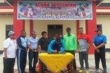 Kabupaten Rokan Hilir kini punya GOR Badminton