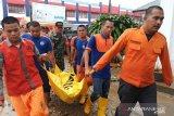 Berikut data para korban meninggal dunia akibat banjir di Tapanuli Tengah