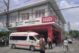 Seorang polisi diduga lompat dari jalan layang Jamin Ginting