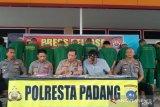 Sepanjang Januari, Polisi Padang ringkus 51 tersangka pencurian kendaraan bermotor