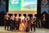 Potensi pariwisata Kabupaten Bogor dipromosikan para pemuda di Turki
