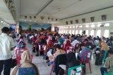 Ujian tulis PPK KPU Limapuluh Kota, 26 orang tidak hadir