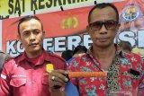 Polisi hadiahi timah panas terduga pencuri mobil di Palu