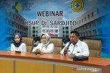 Negatif Corona, RSUP Dr Sardjito pulangkan pasien balita asal China