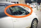 Pencuri pecah kaca mobil gondol Rp249 juta uang koperasi plasma