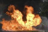 Simulasi Pemadaman Kebakaran Di Kilang