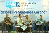Pemerintah tegaskan tidak ada kasus positif virus corona di Indonesia